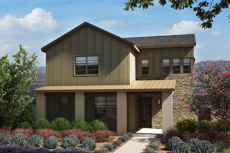 Plan 2 - Strada, Las Vegas   Pardee Homes
