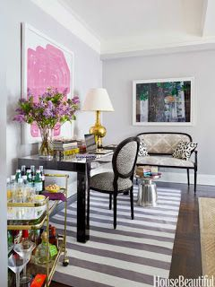 Ashley Whittaker  Living Room Office In 800 Sq Ft Apartmentlove Simple Living Room Office Ideas Decorating Inspiration