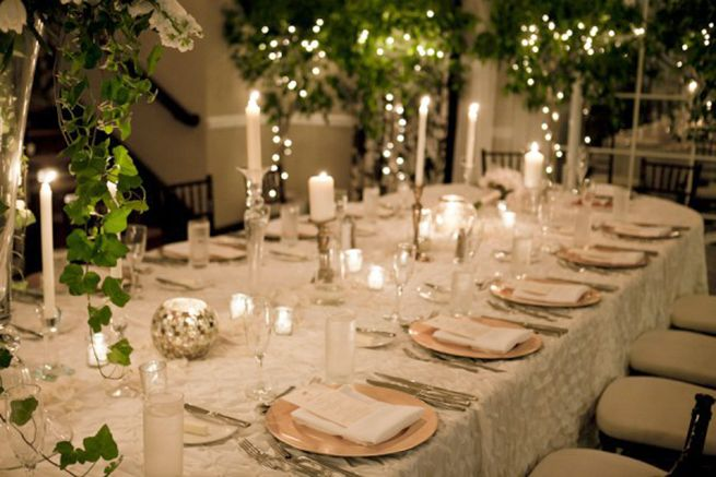 Traditional Wedding Reception Styling One Fine Day One Fine Day