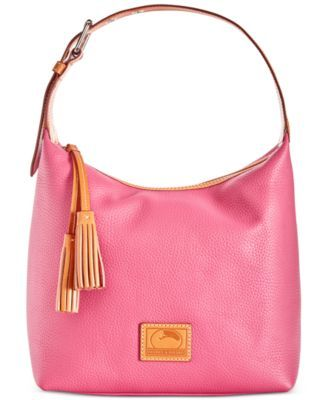 650cbf177 Patterson Leather Paige Pebble Leather Hobo | Products | Hobo ...