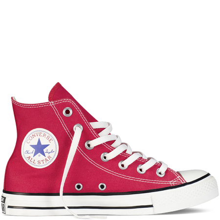 Chuck Taylor Red High Tops