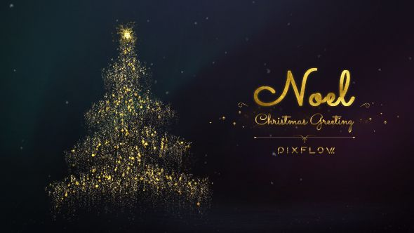 Christmas After Effects Template See It In Action Https Videohive Net Item Christmas Merry Christmas Text Christmas Greetings After Effects Templates