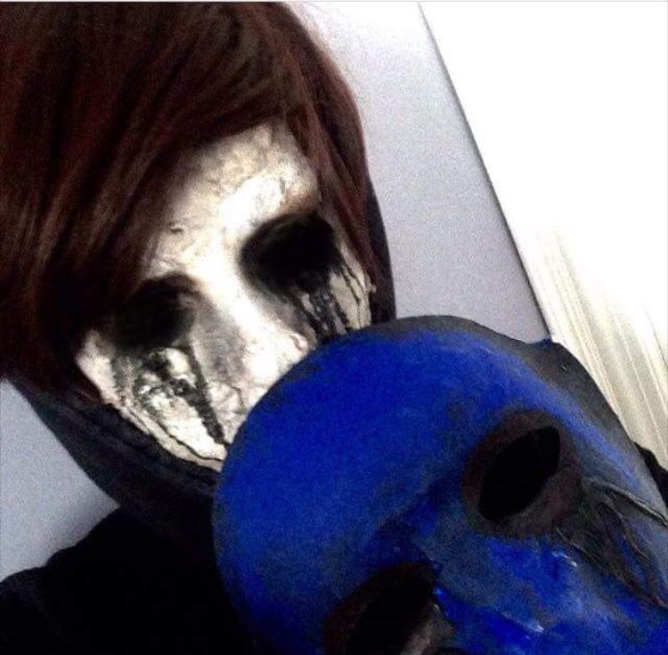14693bf1bf8 Eyeless jack cosplay by Master Of Cringe  on Instagram and  fnaf creepypasta  on Musical.ly