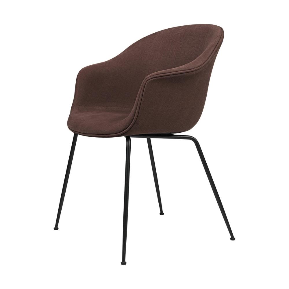 Kunstof Design Stoelen.Gubi Bat Dining Chair Unupholstered Stoel Kunststof Zitting In