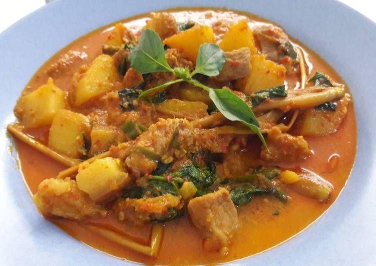 Resep Babi Rica Rica Oleh Heryani Resep Resep Babi Resep Makanan Resep