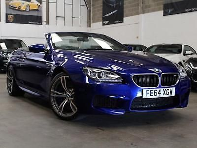 2014 64 Bmw M6 4 4 V8 Dct Competition Pack Convertible