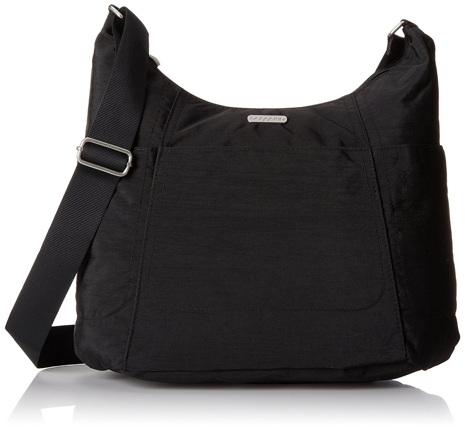 5dc283ff5d Baggallini Hobo Lightweight Tote - Multi-Pocketed