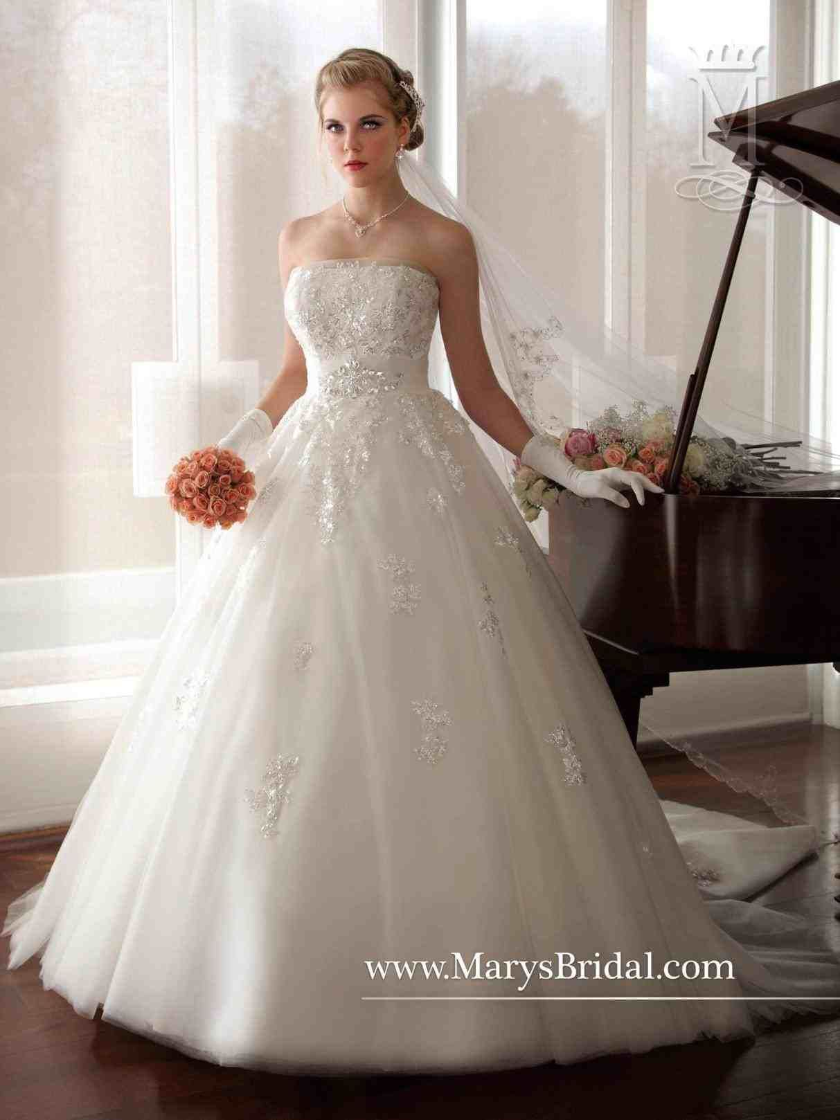 Wedding dresses with lots of rhinestones  ball gown wedding dresses with rhinestones  Weddings  Pinterest