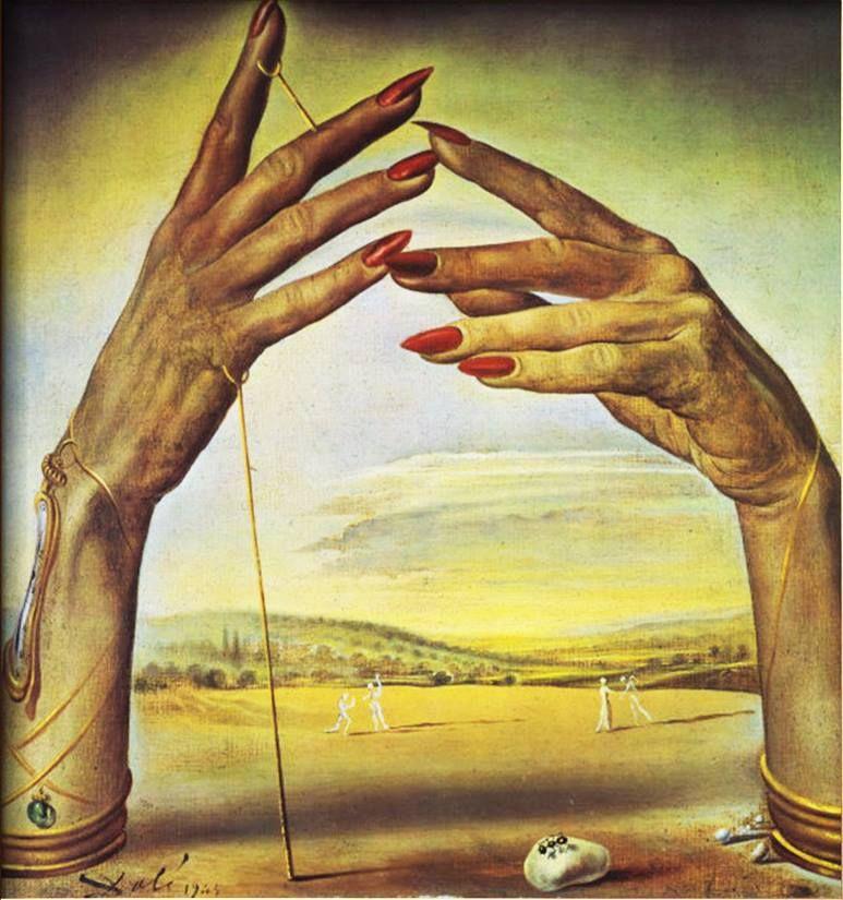 Épinglé par O M E N sur Salvador Dalì | Peintures dali, Dali, Salvador dali