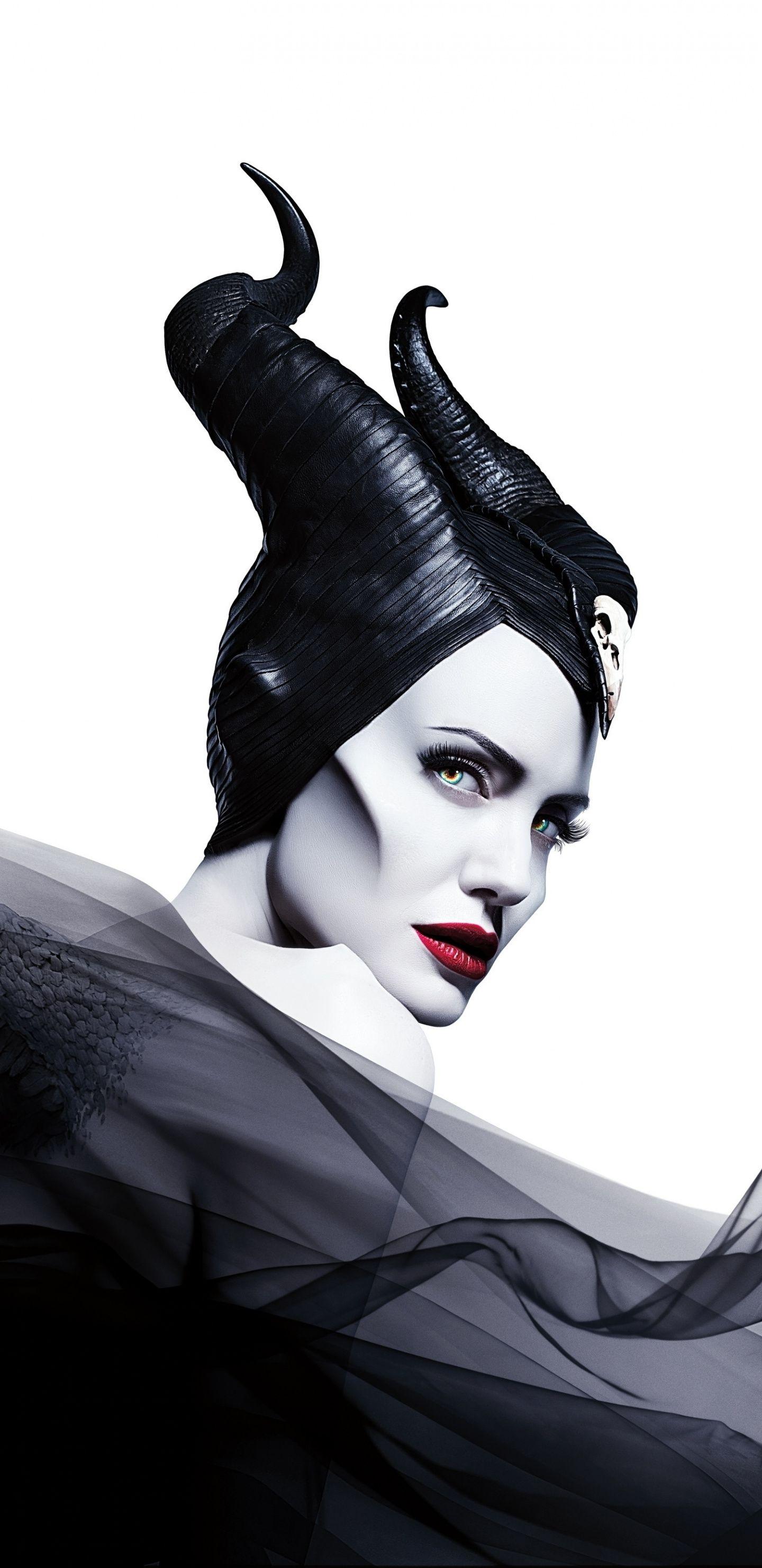 1440x2960 Maleficent Mistress Of Evil Angelina Jolie Evil