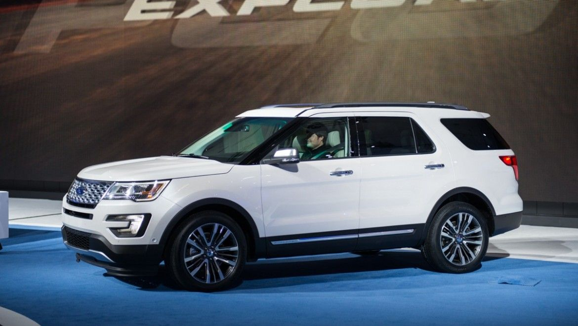 2016 Ford Explorer Rear Wallpaper 1844 Download Page