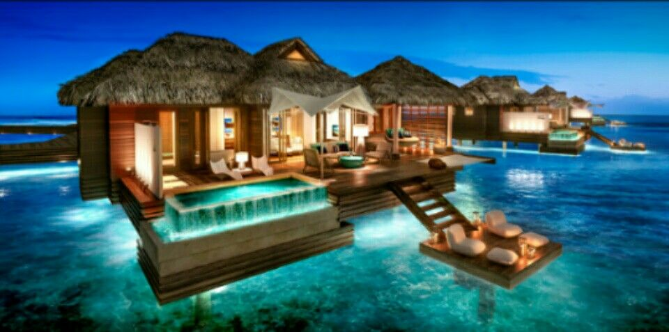 What A Beautiful Place To Relax Bora Bora What A Great