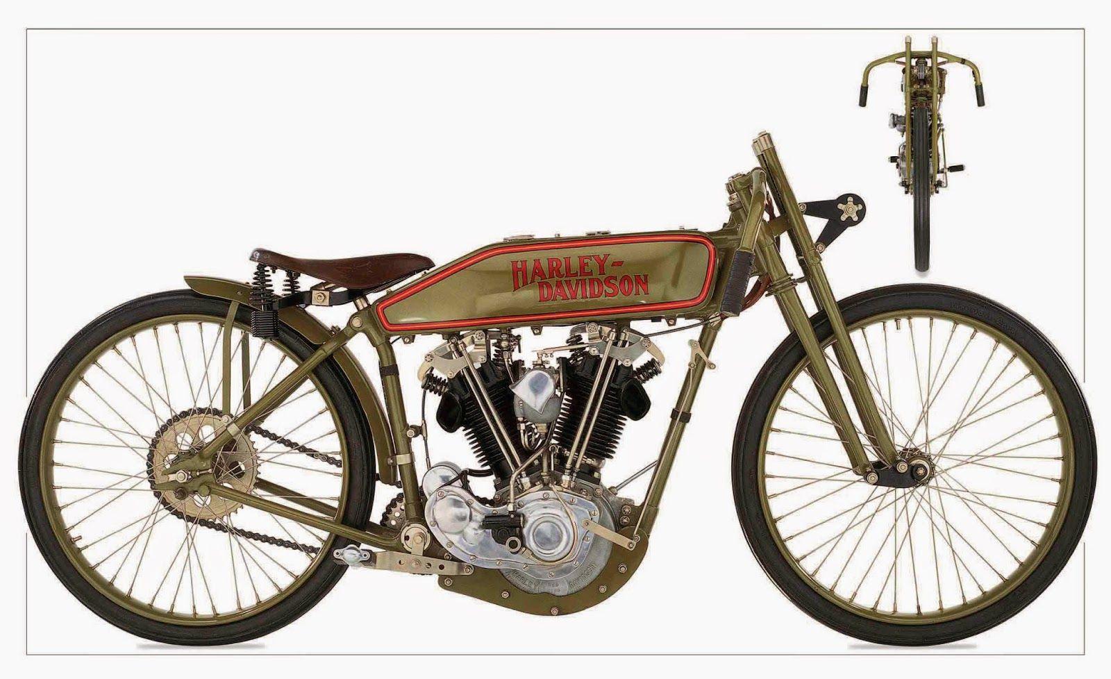 Image Result For Harley Davidson 1920 Eight-Valve Racer