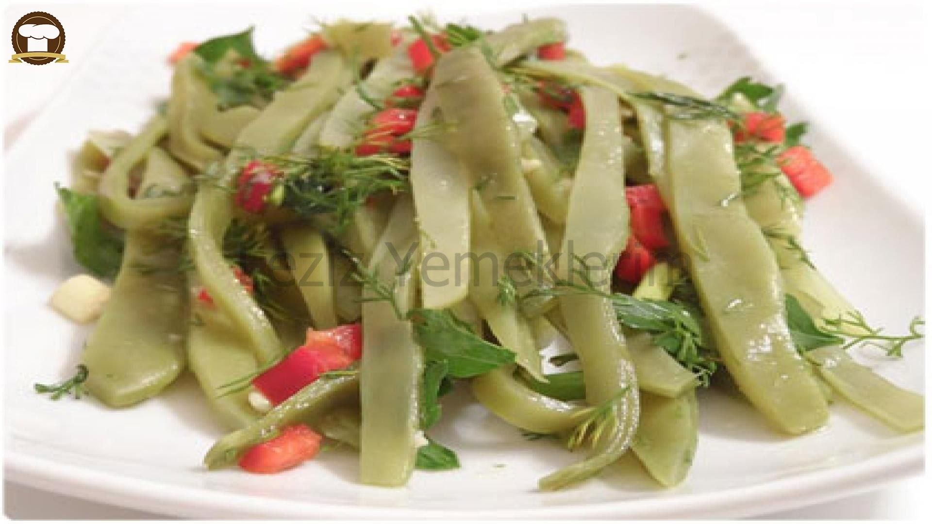 Yeşil Fasulye Salatası