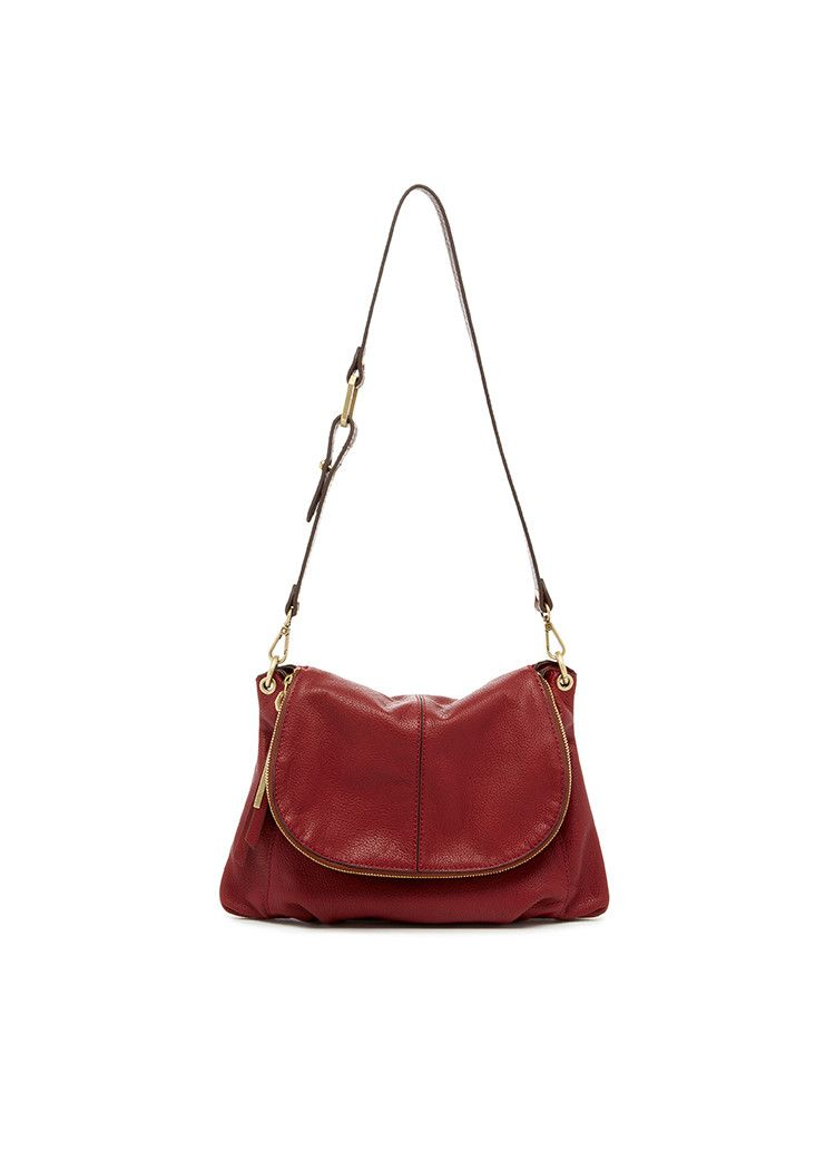 Ella Moss Adventure Leather Crossbody In Cranberry Red Perfect Cross Body For The 4thofjuly Find It And More At Lufli Lufliboutique