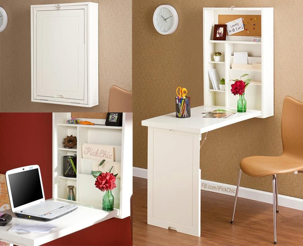 Another Smart Fold Up Table For A Small Space I Think The Shelf - Smart fold up tables