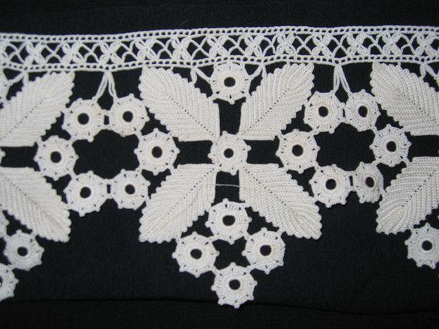 Antique Irish Crochet by vashtirama, via Flickr