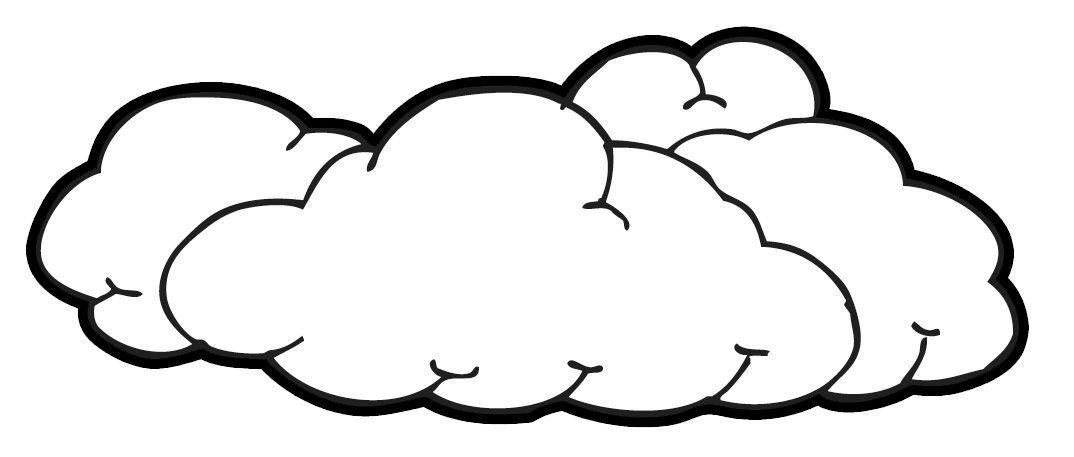 Best Cloud Clip Art 557 Clipartion Com Cloud Drawing Clip Art Cloud Illustration