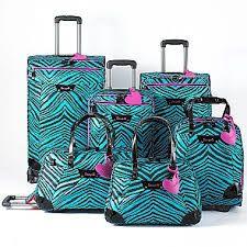 Betsey Johnson Luggage 3