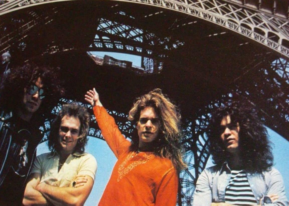 Your Guide Diamond David Lee Roth Rf Van Halen Eddie Van Halen David Lee Roth
