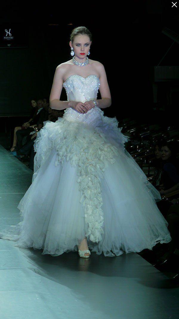 Hayari Couture Paris – Official Website – Wedding Dresses - HAYARI ...