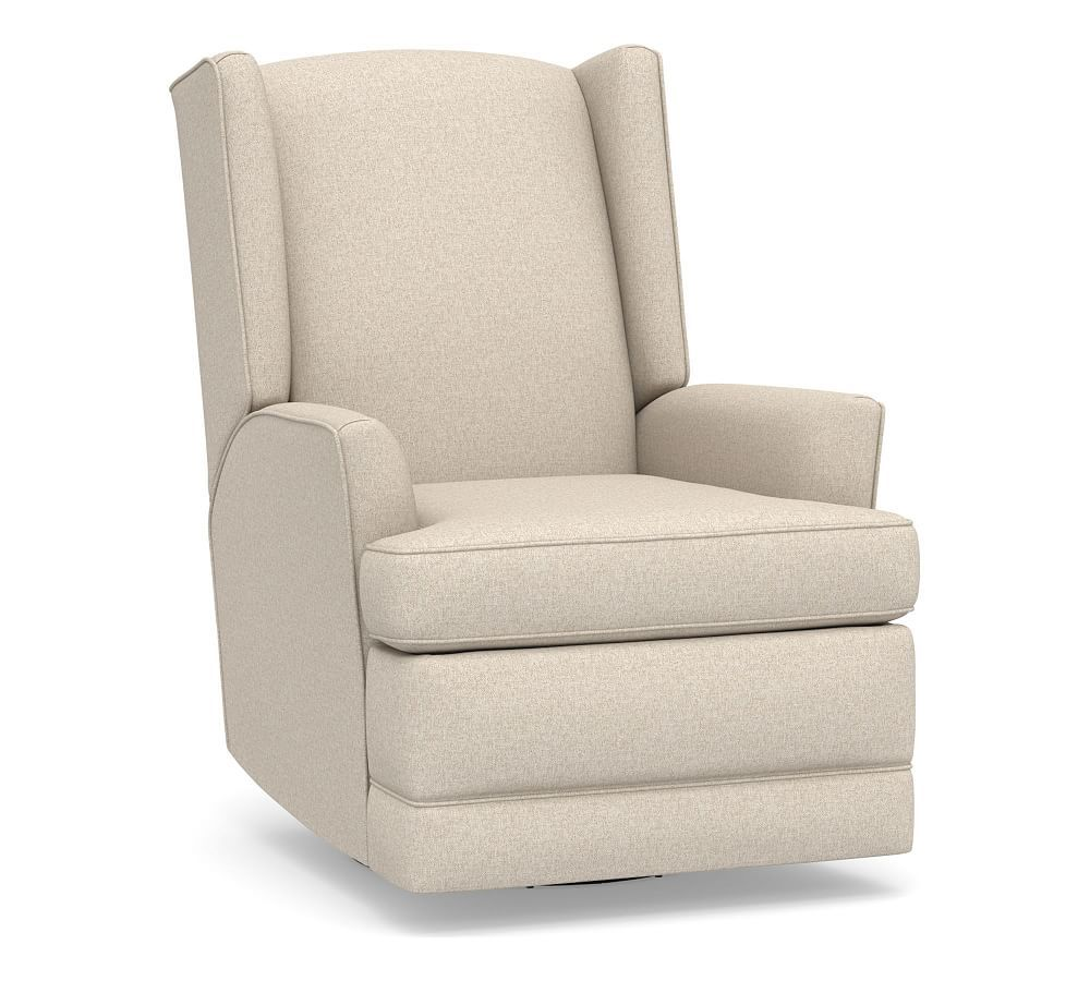 Modern Wingback Glider Recliner: PB Modern Wingback Glider & Recliner In 2019
