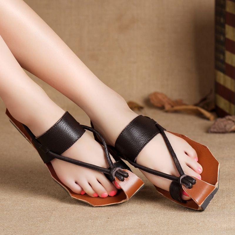 Sandals Closed Toe Flip Flops For Women