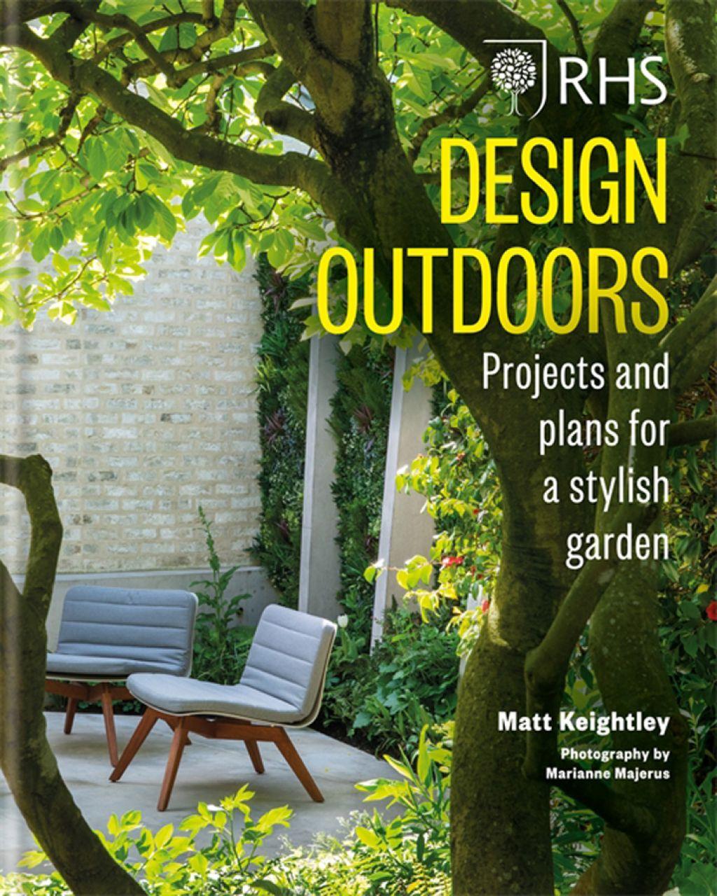 RHS Design Outdoors (eBook) | Garden design plans, Outdoor ...
