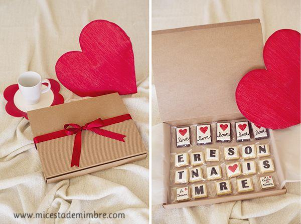 Tarjetita manualidades tarjetitas pinterest - Hacer regalos originales a mano ...