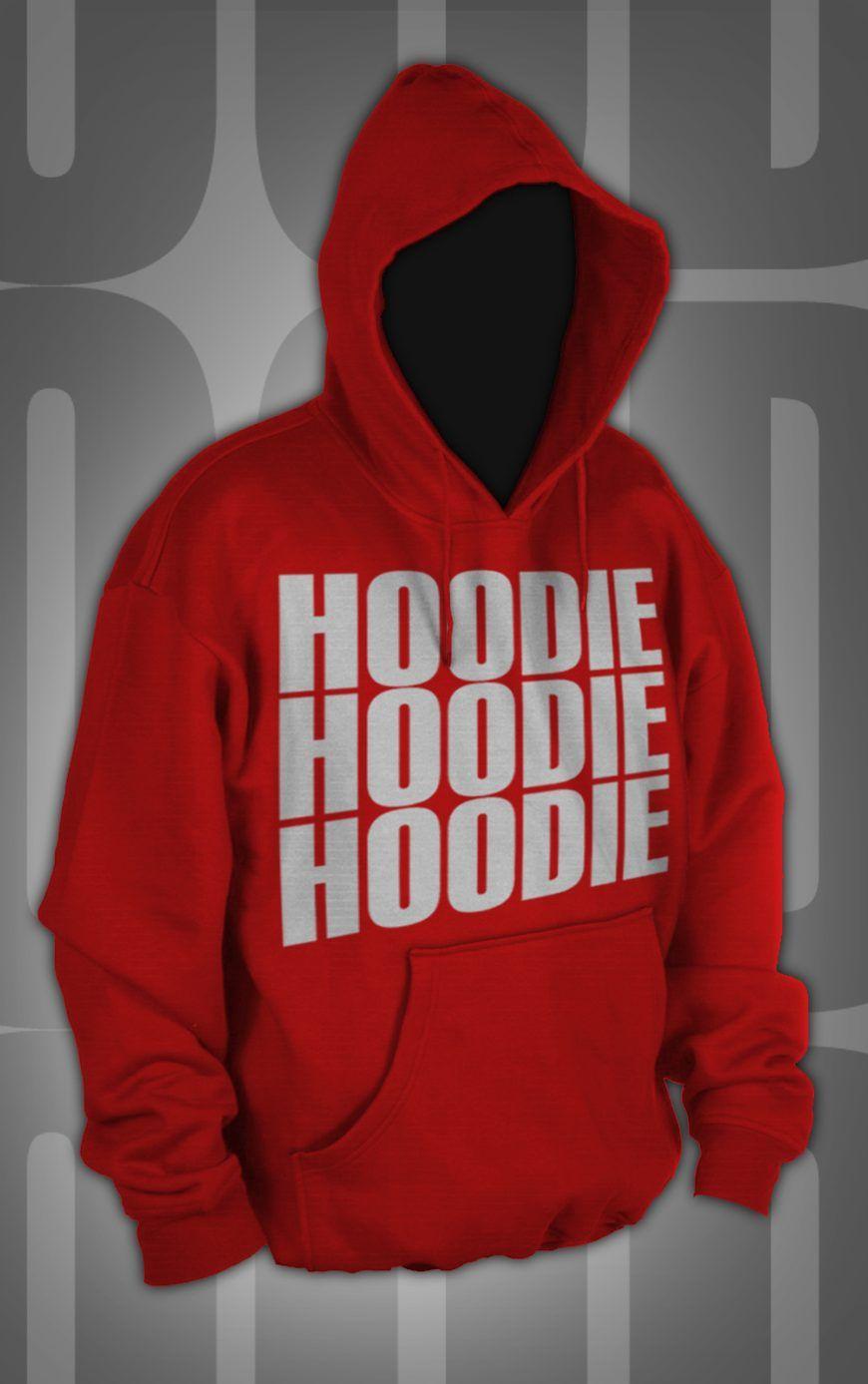 Free No Zipper Hoodie Mockup PSD | New | Pinterest