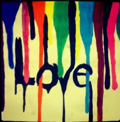 painting love <3
