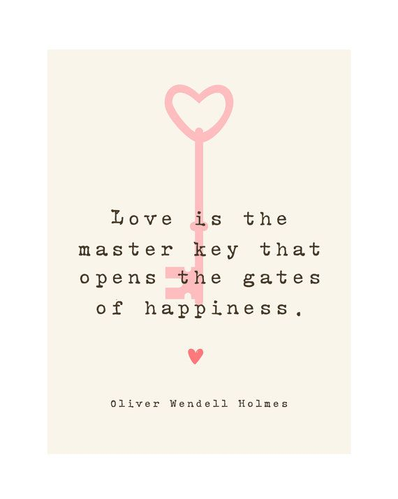Love Is The Key Quotes : quotes, Genesis, Duncan, Product, Graphic, Anthology, Quotes,, Heart, Inspirational, Quotes