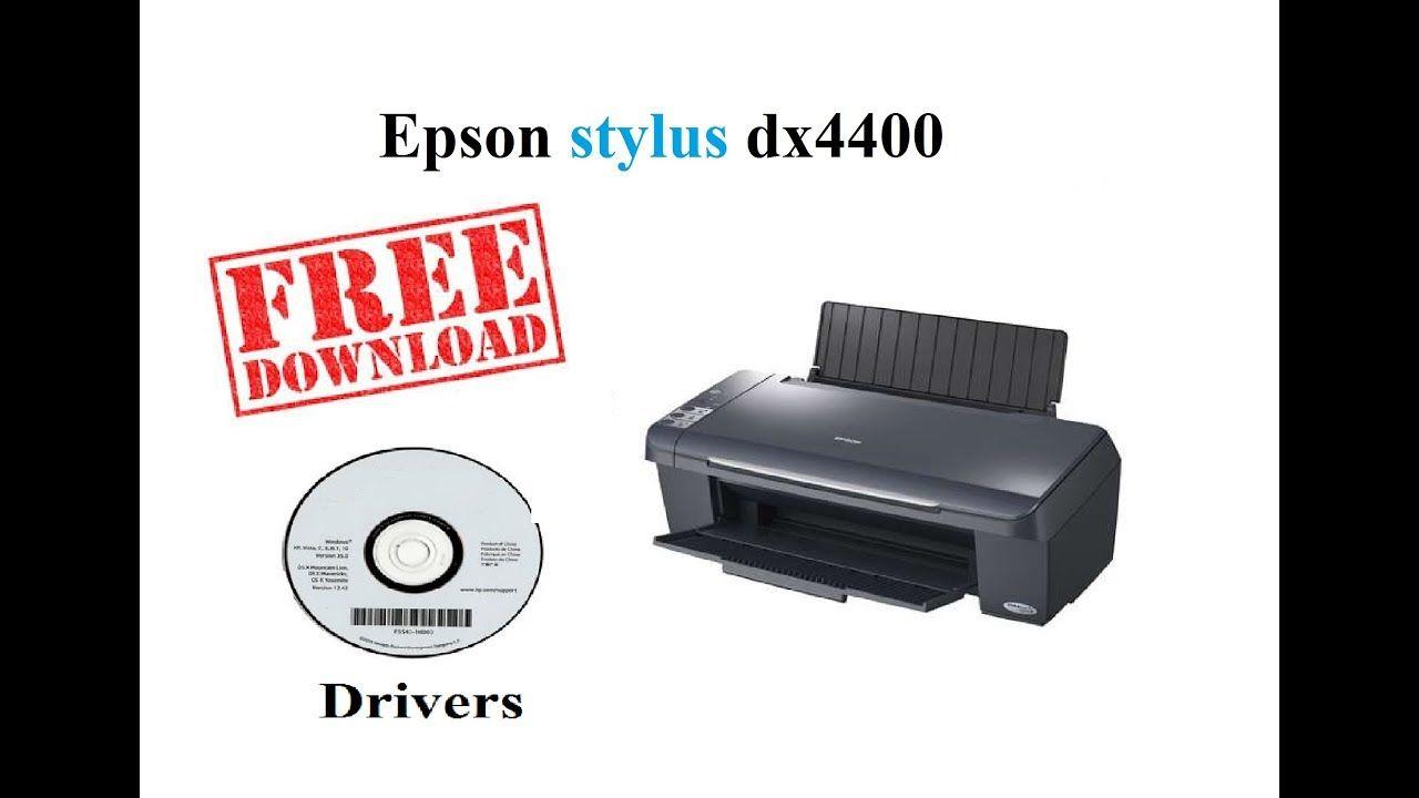 driver epson stylus sx130 free download
