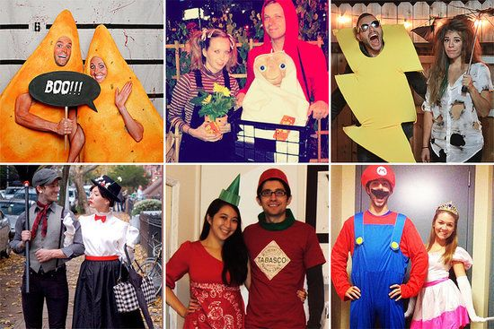 100 Creative Couples Costume Ideas Couple costume ideas, Costumes - creative halloween costumes ideas
