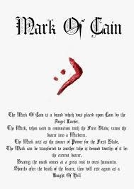 mark of cain symbol - Google Search | SUPERNATURAL | Mark ...