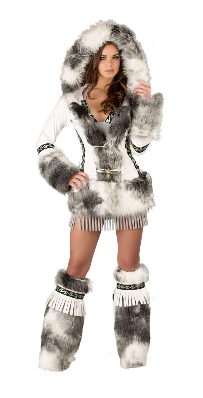 Sexy eskimo women