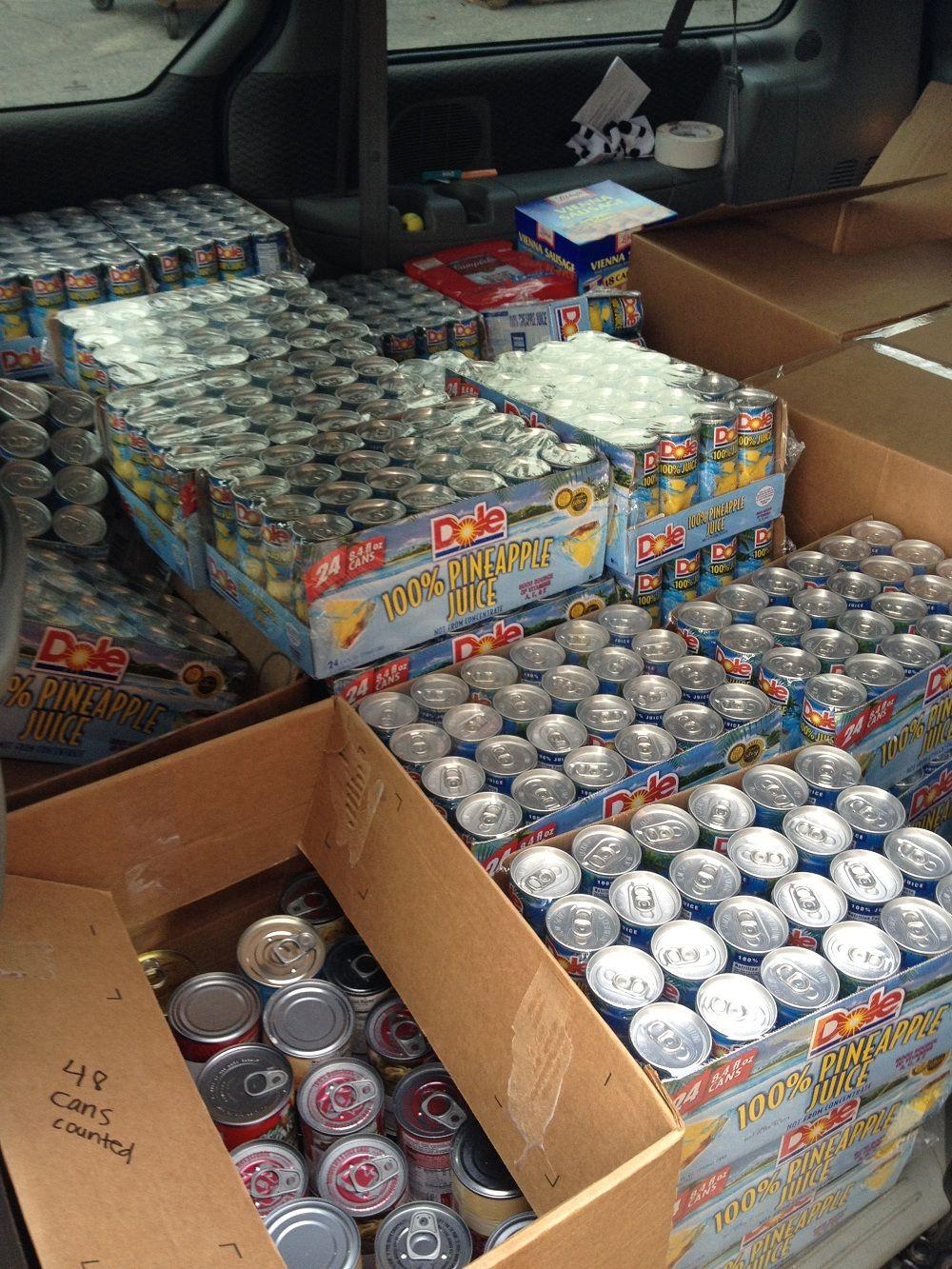 food bank of central & eastern north carolina volunteer