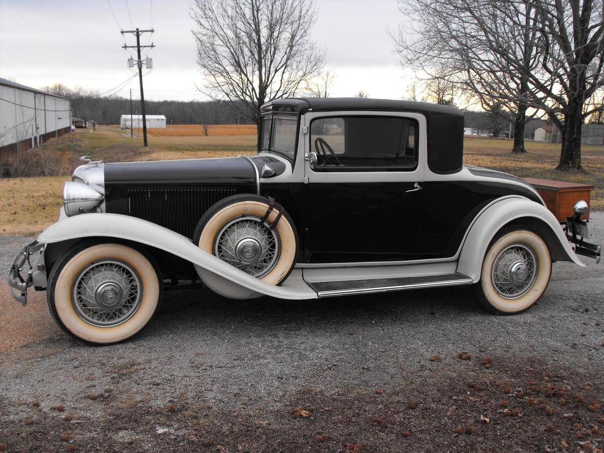 1931 Chrysler CD 8 RS. Coupe | Old Rides 5 | Pinterest | Cars, Gas ...