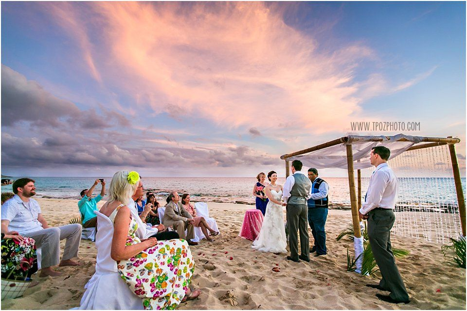 A Destination Wedding In St Maarten From Tpoz Photography Ceremony On Baie Longue Reception At Villa Ambiance