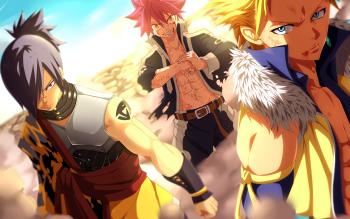 16+ Wallpaper Anime Fairy Tail di 2020