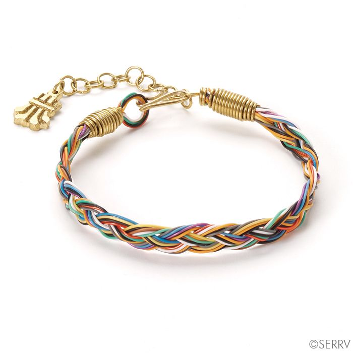 Bracelets - Telephone Wire Bracelet | SERRV | Jewelry Ideas ...