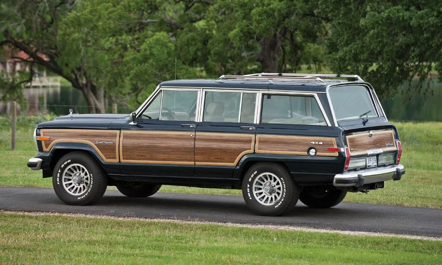 1990 jeep grand wagoneer wants n needs pinterest. Black Bedroom Furniture Sets. Home Design Ideas
