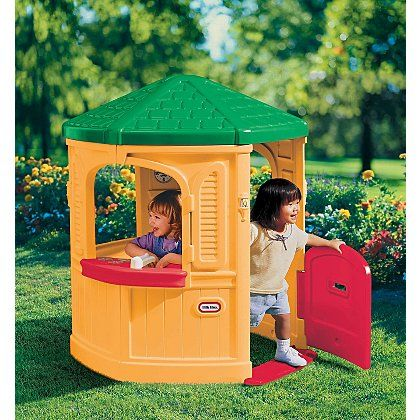 Little Tikes Cozy Cottage Playhouse Toys Character George