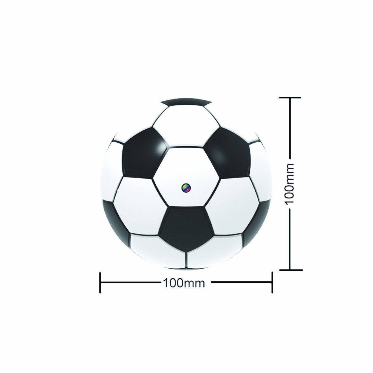 2mp X43 Soccer Ball Drone A Football Drone Remote Controlled