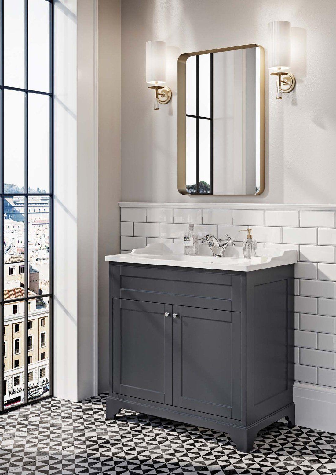 Deluxe Ascot Floorstanding Vanity Unit – Deluxe Bathrooms And Tiling Solutions