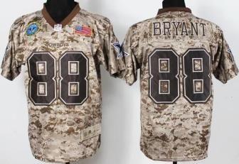 sale retailer 7ca92 a900e Wholesale Nike Dallas Cowboys 88 Dez Bryant Salute to ...