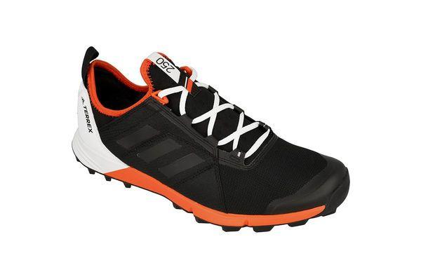 Buty Biegowe Adidas Terrex Agravic Speed Pomaranczowe Czarne Adidas Sneakers Shoes Adidas