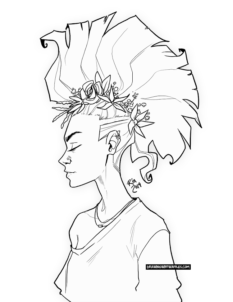 foto in  u0026quot drawingwiffwaffles - free lineart and coloring pages   u0026quot