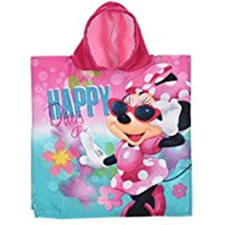 Disney PONCHO ACCAPPATOIO TELO MARE MINNIE e TOPOLINO