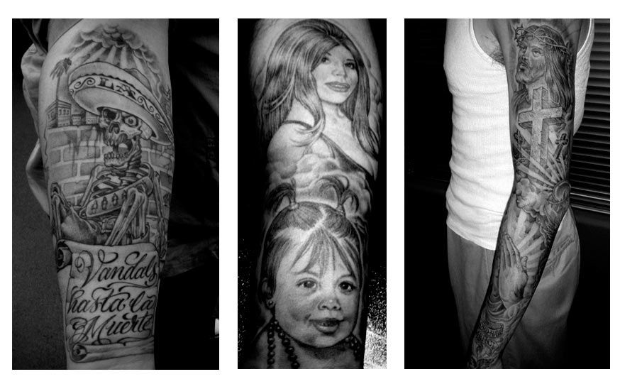 Tattoo done by Mister Cartoon